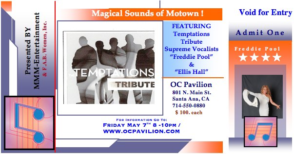 Magical Music Of Motown